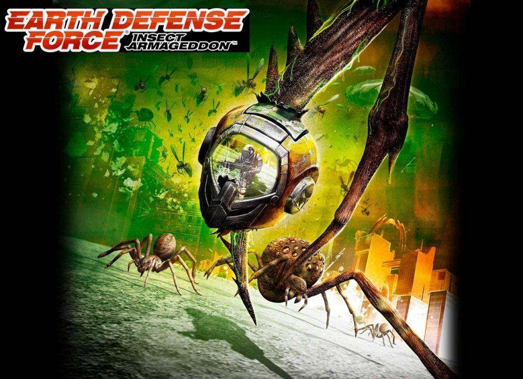 Earth Defense Force IA 1