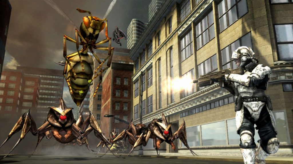 Earth Defense Force IA 2