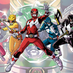 Mighty Morphin Power Rangers Vol. 1 Review