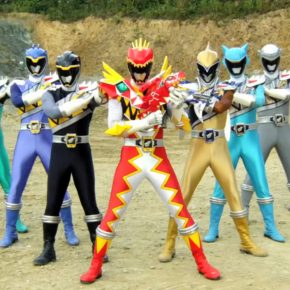 Morphing Grid: Top 5 Power Rangers Seasons