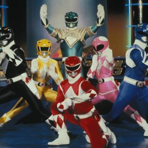 Morphing Grid: Top 5 Power Rangers Suits