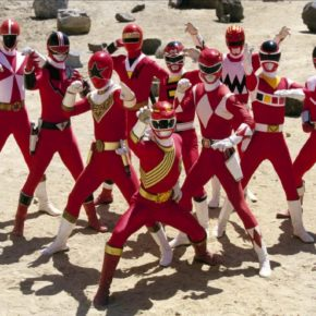 Morphing Grid: Best Power Rangers Episodes