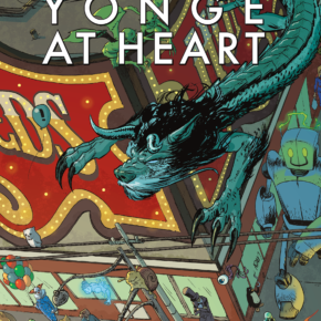 Toronto Comics: Young at Heart Kickstarter