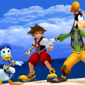 Unlocked Reminiscence: Kingdom Hearts